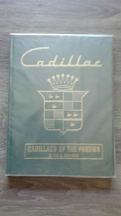 Books - Cadillac of the forties - Cadillac - 1990-2000