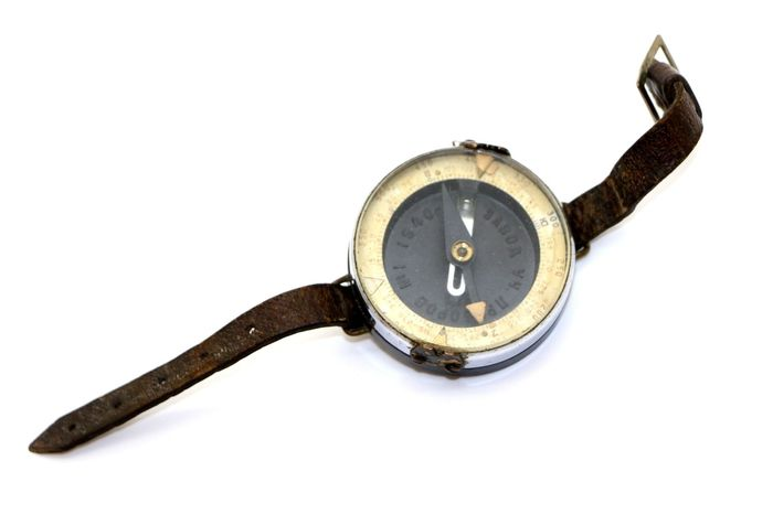 Russia/ USSR (Red Army) - Air Force - Compass - 1940