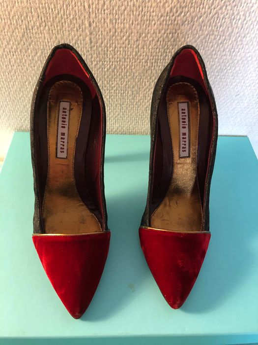 Antonio Marras - collezione estate 2012 Pumps - Maat: IT 38