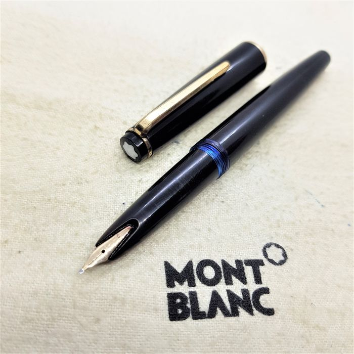 Montblanc - 34 - Fountain pen - 14k solid gold M nib - 1960's
