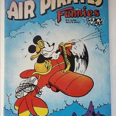 Air Pirates Funnies - #1 and #2 - Broché - EO - (1971)