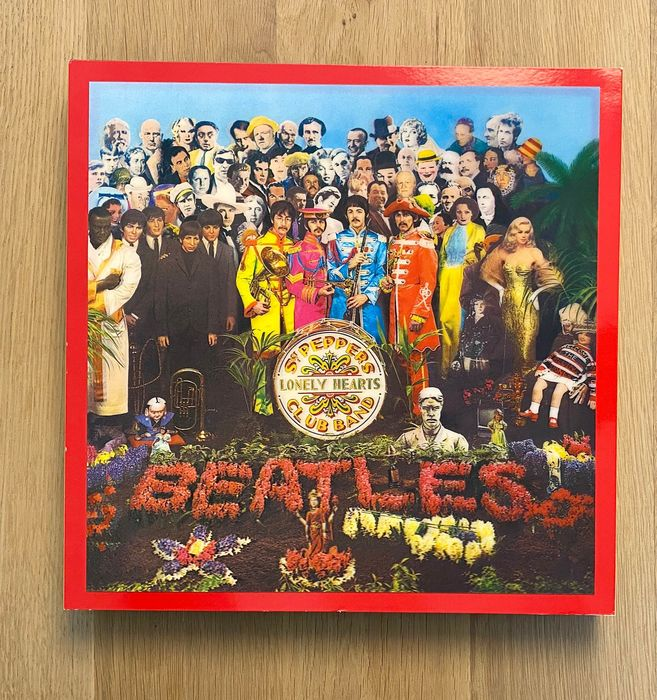 Beatles - Sgt. Pepper's Lonely Hearts Club Band CD Box Set - Cofanetto CD, DVD - 2017/2017