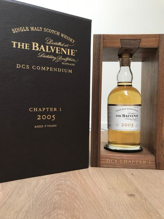 Balvenie 2005 DCS Chapter 1 - Original bottling - 700ml