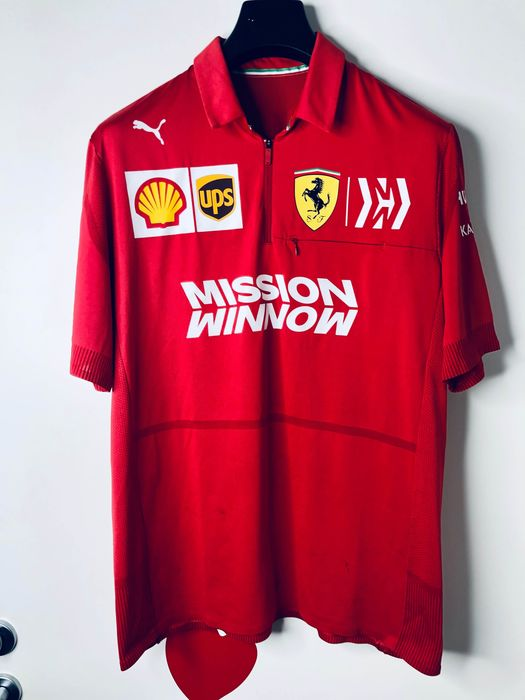 Ferrari - Formula One - 2019 - Team wear