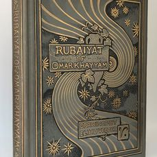 Omar Khayyam / Elihu Vedder - Rubaiyat rendered into English verse by Edward Fitzgerald - 1885