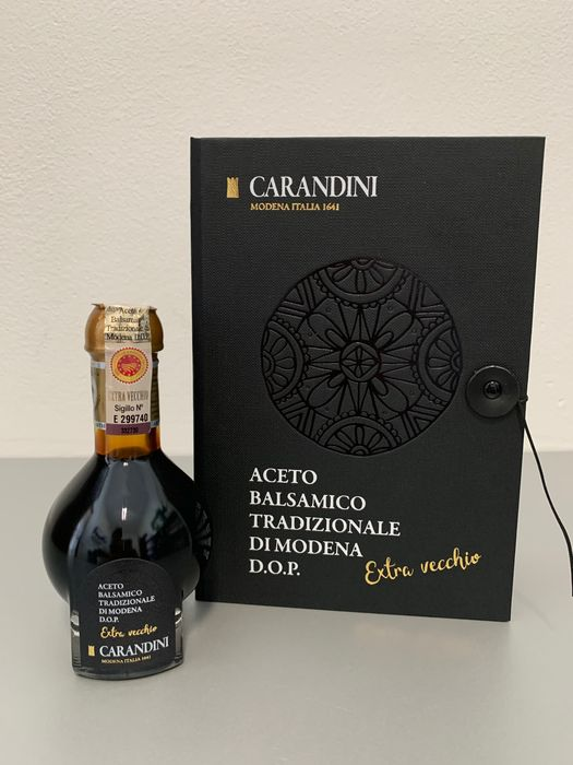 Carandini - Traditional Balsamic Vinegar of Modena DOP Extra Vecchio - 1 - 100ml