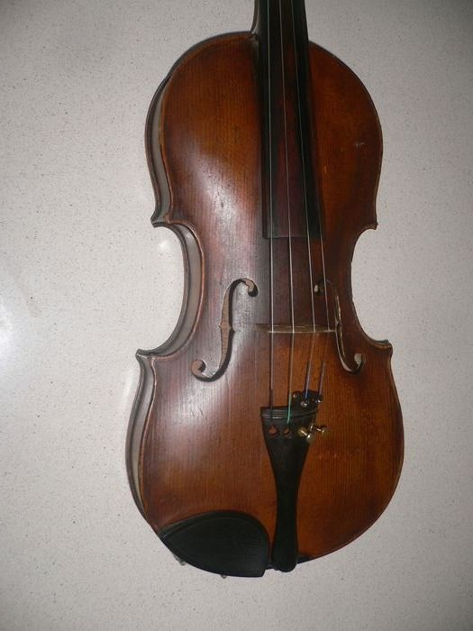 Labelled Josef Klotz - Copie - Violin - Germany - 1890