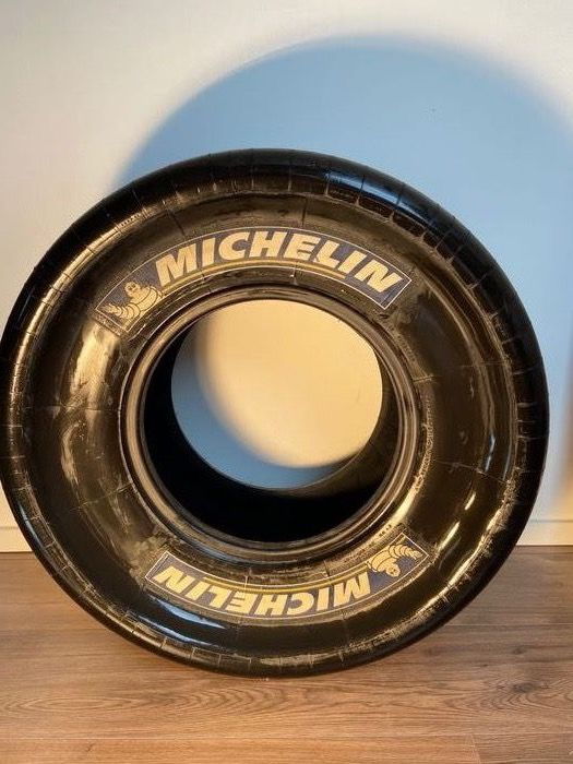 Formula One - 2005 - Rear Tire