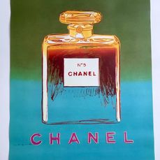 Andy Warhol (after) - Chanel #5 - 1997 - Jaren 1980