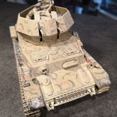 Forces of Valor - Tank - 1940-1949