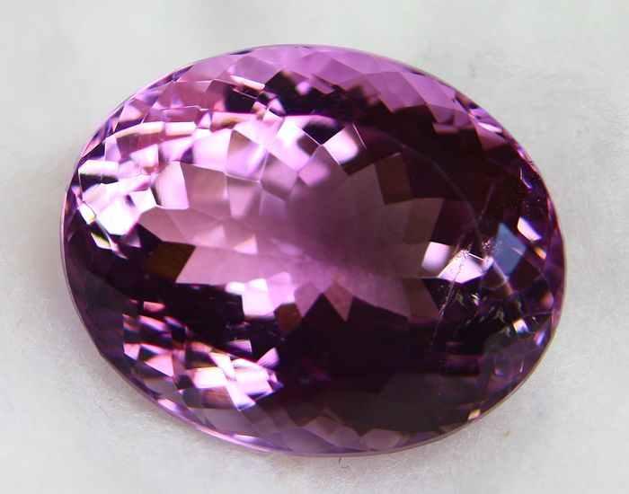 Amethyst, No Reservation Price - 21.47 ct