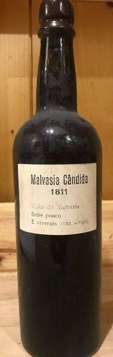 1811 Malvasia Candida - Re-Corked in 2015 - Madeira - 1 Bottle (0.75L)