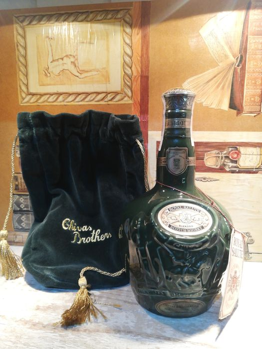 Royal Salute 21 years old - Chivas Brothers - b. 1980s - 70cl