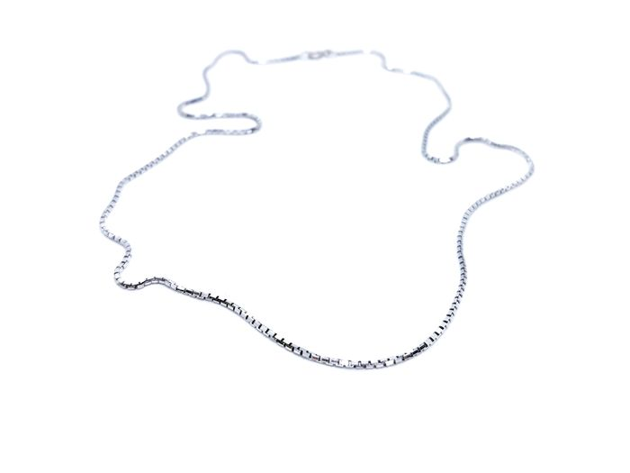 18 kts. White gold - Necklace
