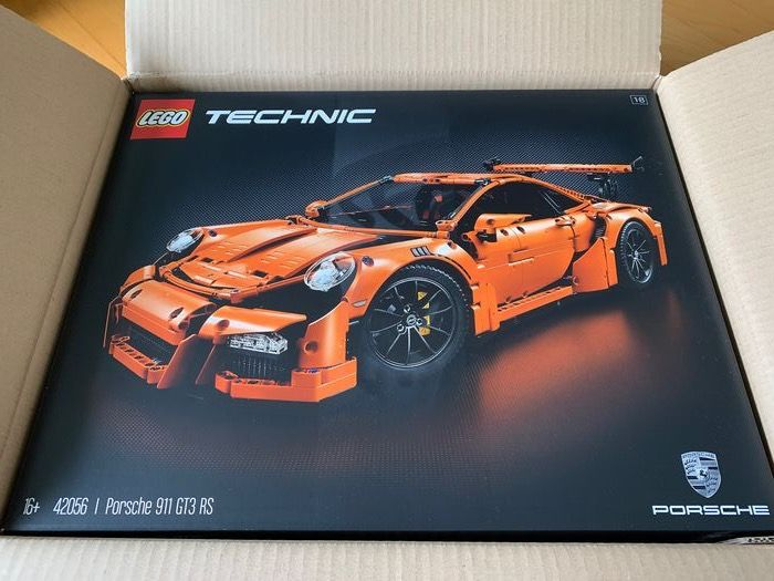 LEGO - Technic - 42056 - Car Porsche 911 GT3 RS - 2000-present
