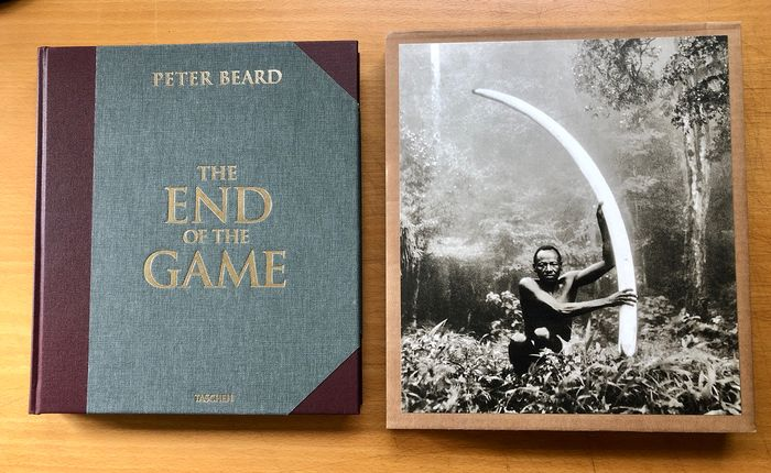 Peter Beard - The End of the Game - 2015