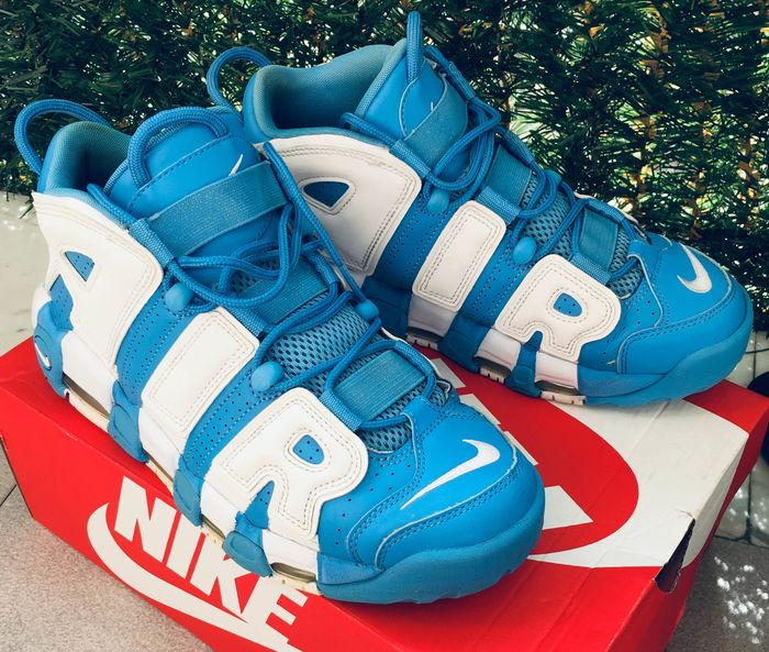 Eliminar Adolescente Insustituible  Nike - Air More Uptempo sneakers - Size: US 8, EUR 41 - Catawiki