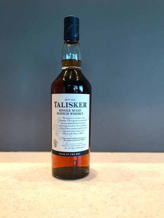 Talisker Triple Matured Edition Exclusive to the Friends of the Classic Malts - 70cl