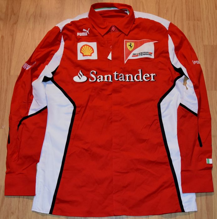Ferrari - Formula One - 2012 - Team wear