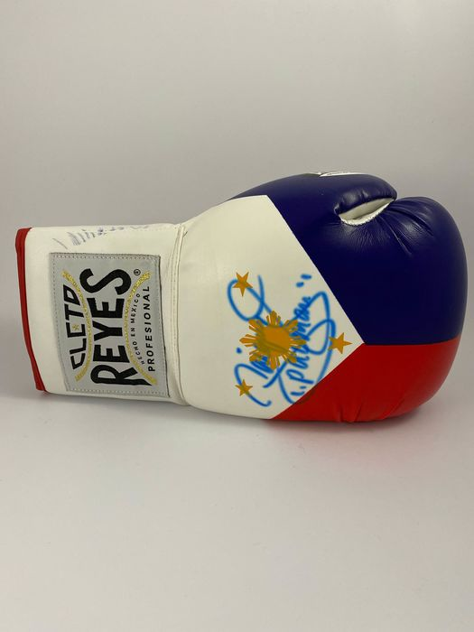 Boxing - Manny Pacquiao - Boxing glove