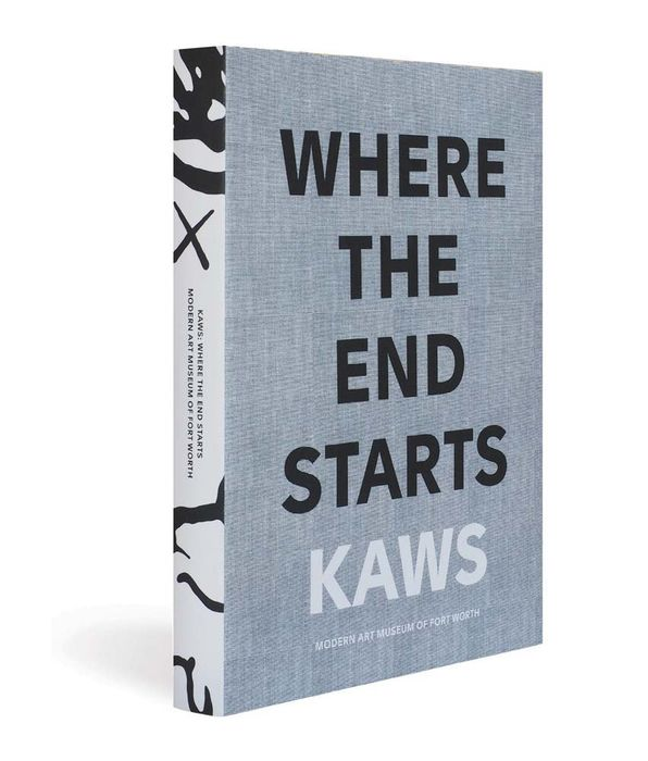 Kaws - Where the End Starts - 2017