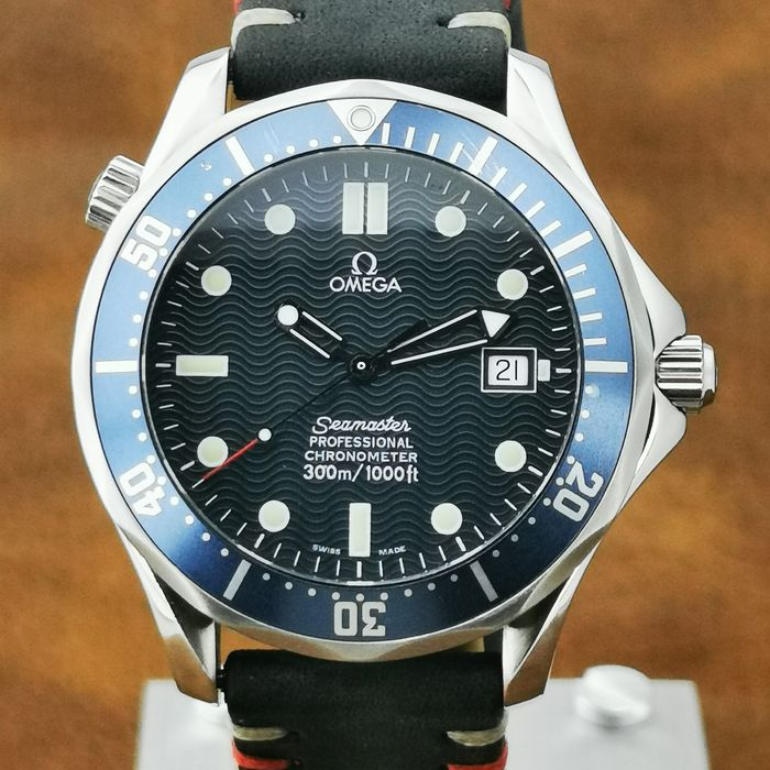 Omega - Seamaster Professional Chronommeter Automatic 300M  - Ref. 2531.80.00 ( 168.1623 ) - Homme - 2000-2010