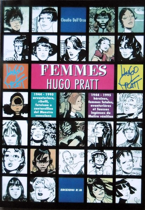 "Corto Maltese - volume ""Femmes"" - First edition - (1995)"