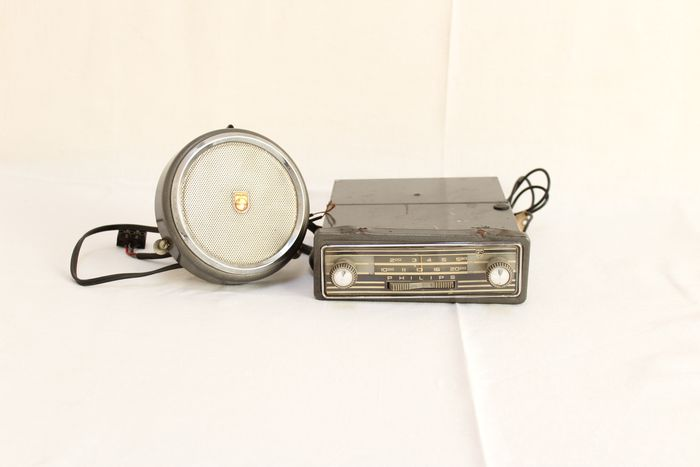Auto radio type N3X84V - Philips