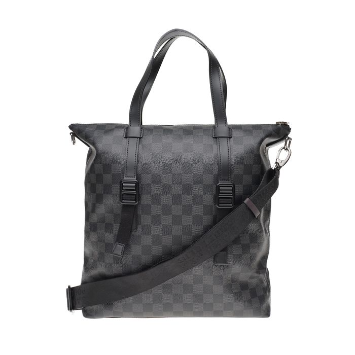 Louis Vuitton - Sac bandoulière Skyline en toile damier graphite Crossbody bag