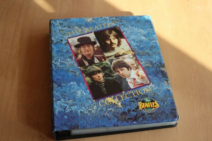 Beatles - Set of 275+ Trading Cards - Official merchandise memorabilia item - 2000/2018