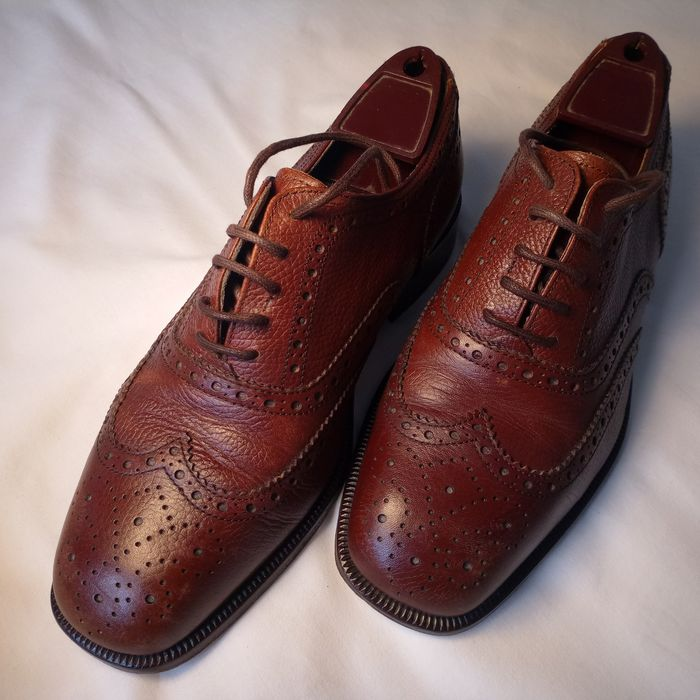 Bally Brogues Schuhe - Größe: IT 40, FR 41, UK 6