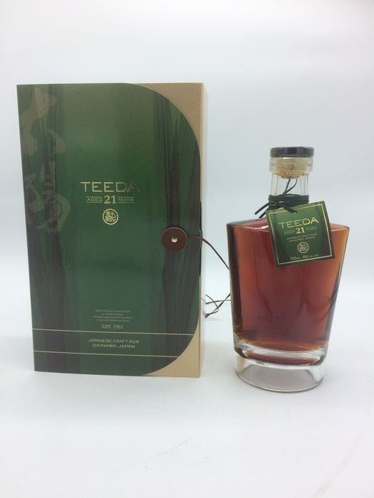 Teeda 21 years old - Limited edition - 70cl
