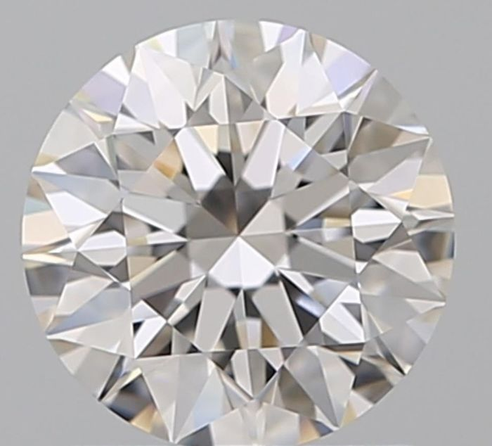 Diamond - 1.01 ct - Round - G - IF (flawless), LC (loupe clean)