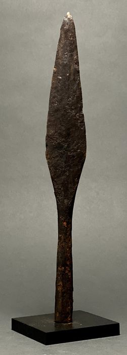Ancient Roman Iron Socketed Spear