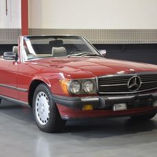 Mercedes-Benz - 560 SL (R107) - NO RESERVE - 1986