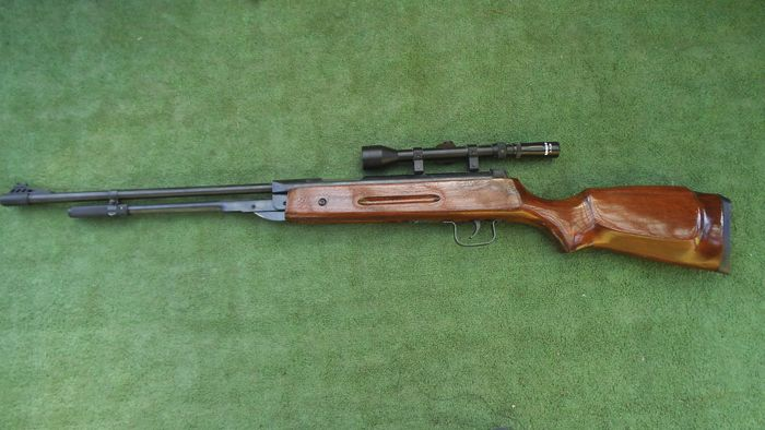 China - BAM (Best Airgun Manufacturer In China) - Lider - Under Lever - Air rifle - 4.5 Pellet Cal