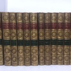 Samuel Johnson - The Works of the English Poets. With Prefaces, Biographical and Critical.. - 1779