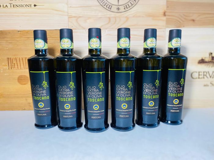 Tenuta Fertuna - Extra virgin olive oil - 6 - 500ml