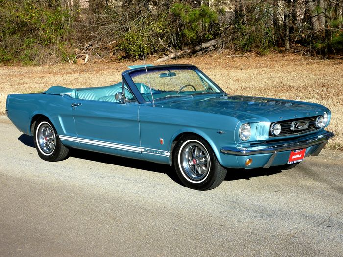 Ford - Mustang GT - 1966