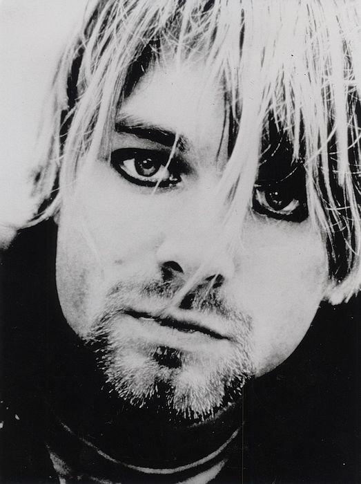 Martyn Goodacre (1967-)/BBC Two - Kurt Cobain, 1990