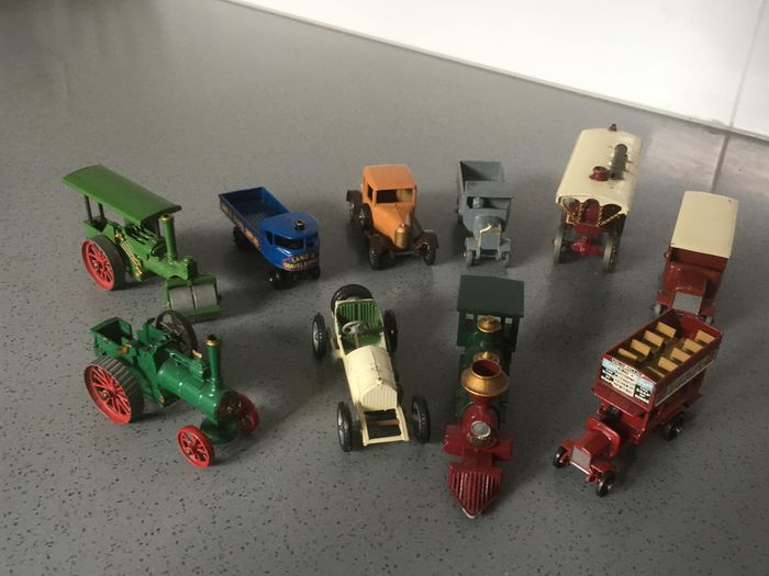 Matchbox - 1:76 - Models of Yesteryear - Nos 1, 2, 4, 6, 7, 8, 9, 10, 11, 13