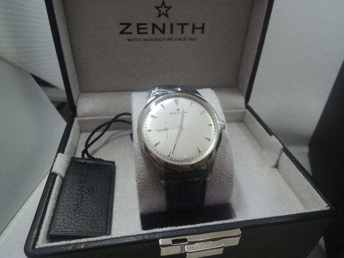 Zenith - Elite Ultra Thin  - 03.2010.681/01.C493 - Men - 2011-present