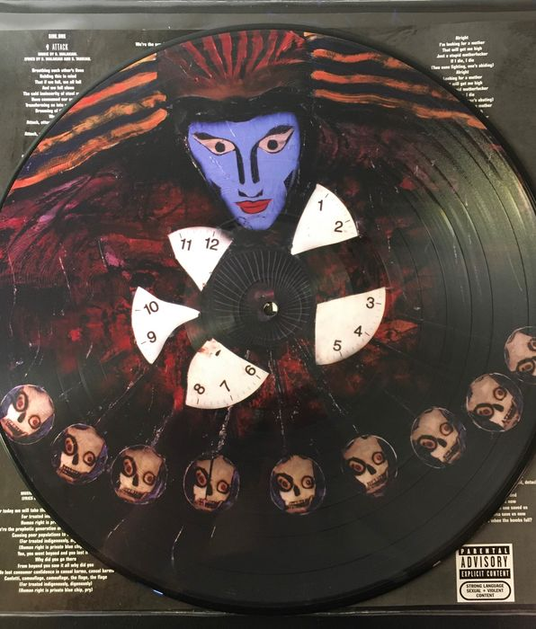 System of a Down - Hypnotize - Limited picture disk - 2005/2005