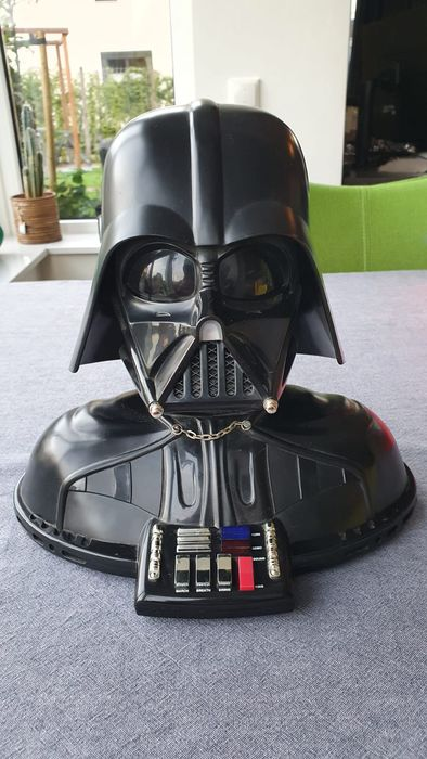 Star Wars - Vintage - Darth Vader Phone with sounds (Lightsaber, breathing) and Music (Imperial March)