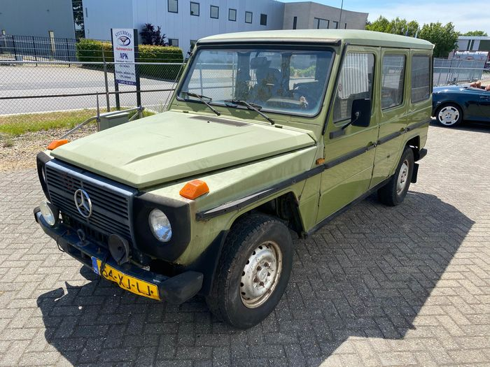 Mercedes-Benz - G-klasse 300 GD  4x4 - NO RESERVE - 1979