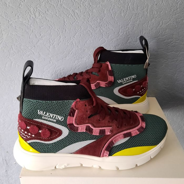 Valentino - High-Tops Sneakers - Size: 40