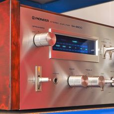Pioneer - SA-8800 Blue-Line - Integrated amplifier
