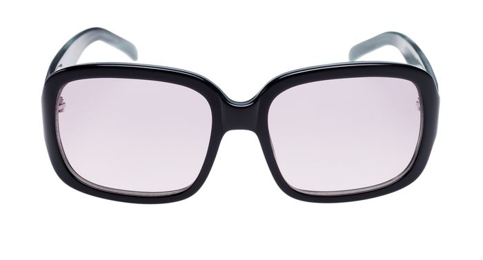 """Chaiken - Oversized Jackie-O Black & Green with Pink Lenses 8CH2C1BLACKGREEN """"NO RESERVE PRICE"""" Sunglasses"""