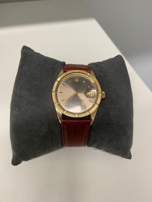 Rolex - Oyster Perpetual Date - 1503 - Unisex - 1970-1979