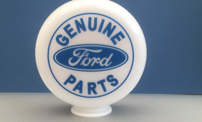 Decorative object - Ford Gas Pump Globe Petrol Pump Globe - Ford - After 2000